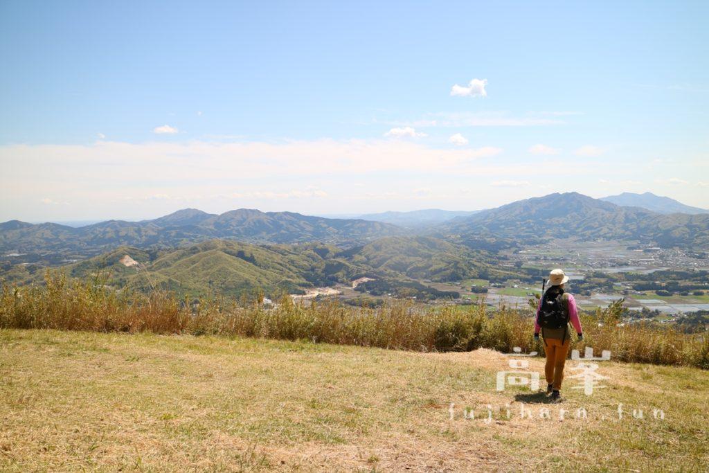 高峯登山道