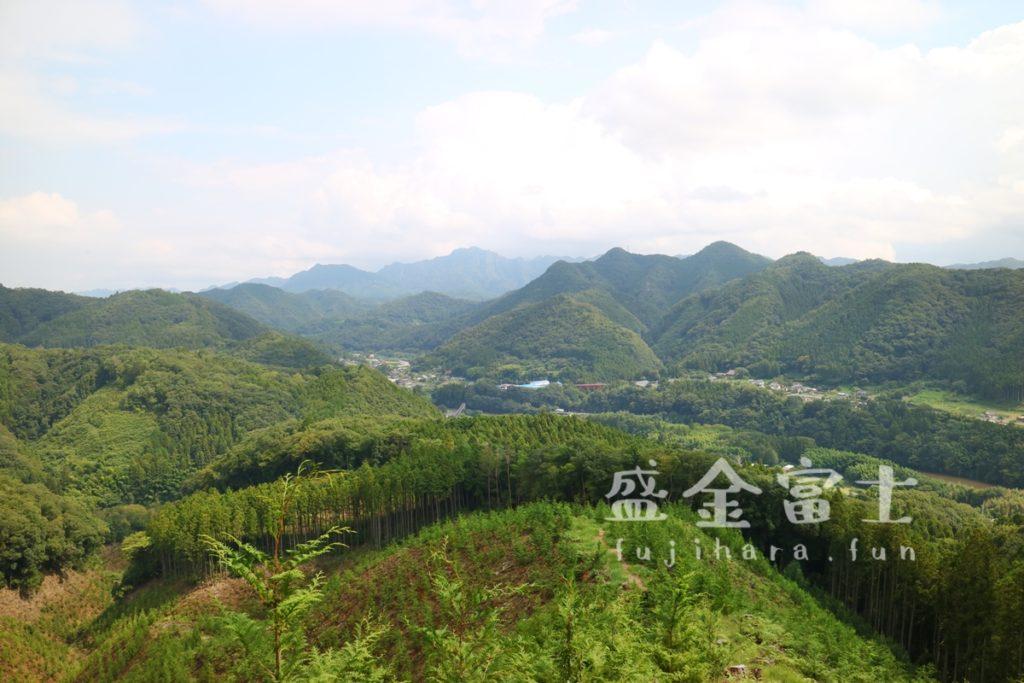 茨城県北らしさが味わえる里山 盛金富士/茨城県(19年8月)